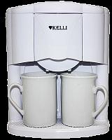 Кофеварка на 2-чашки KL-1491 (1x10)