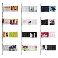 Ручка-флажок с календарем Символ Года, 14,5см, 393-154