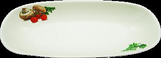 Блюдо MS20_0013 (22,8x8,8x4 см) 1*1*48