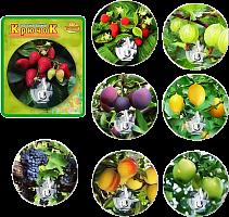 """Волшебный крючок  """"Ягоды-фрукты Фото"""" 8 диз, SM27-170"""