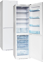 Холодильник 2-камерный БИРЮСА 629S белый