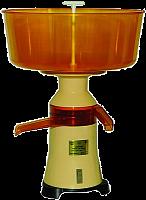 Сепаратор молока Мотор-Сич СЦМ-100-19, 120 Вт, пластиковый корпус, пластиковая поплавковая камера, произв. молока 100 л/ч, емкость чаши молокоприемника 12 л, масса 4 кг
