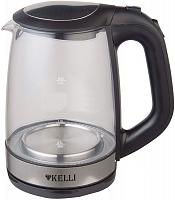 Стеклянный электрический чайник KL-1303 (1x6)