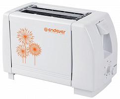 Тостер электрический Endever Skyline ST-109, белый, 6 шт/уп