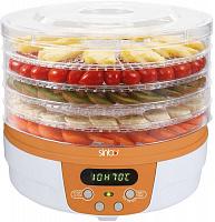 Сушка для фруктов и овощей Sinbo SFD 7402 5под. 250Вт оранжевый