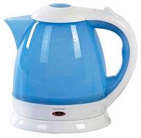 Чайник электрический Gelberk GL-401 син.