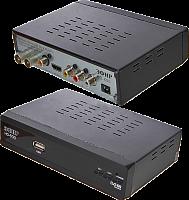 Ресивер DVB-T2 Сигнал Эфир HD-600