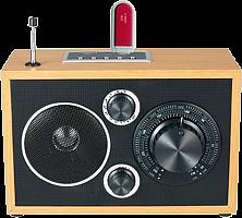"""Радиоприемник """"Сигнал РП-301"""", бат. 3*R20 (не в компл.), 220V, USB, SD"""