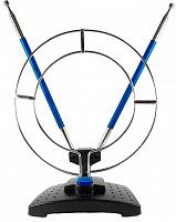 Антенна комнатная ДМВ+ DVB-Т2 Сигнал SAI 910 активная