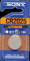 Литиевые таблеточные эл.питания CR2025            SONY BL-5 (RUS)