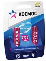 Аккумулятор КОСМОС R6 2700mAh Ni-MH