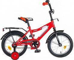 """Велосипед Novatrack 14"""" Cosmic красный [085407], шт."""