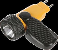 Фонарь аккумуляторный СПУТНИК AF800-1WATT (40)