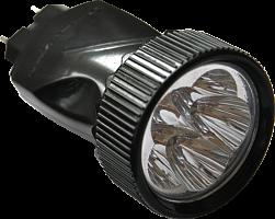 Фонарь аккумуляторный СПУТНИК AF200-5LED (40)
