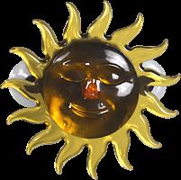 Фонарь садовый на солнечных батареях КОСМОС 222S