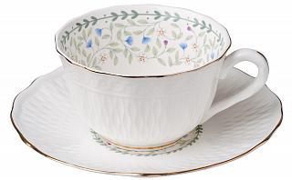 Набор чайный 2 пр.MILLIMI Болеро, 230мл, костяной фарфор