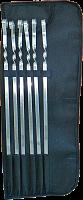 """Шампура в наборе """"Рулон"""" НР-4 ( 6шт)"""