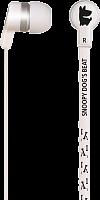 Наушники проводные, пассивные SmartBuy WILD LIFE.  SNOOPY (арт. SBE-6010)