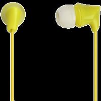 Внутриканальные наушники Smartbuy JUNIOR, желтые (SBE-520)/400