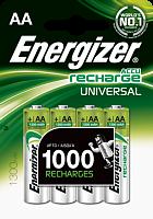 Аккумулятор ENR Rech HR6 FSB4  1300mA Energizer AA