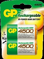 Аккумулятор GP DHС-2CR2 4500mAh  (R20)