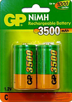 Аккумулятор  GP CHC 3500mAh BC2 (R14)