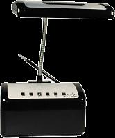 Радио - светильник I'STYLE LM300, УКВ 88-108Мгц, ак.бат.1100мА/ч, бат (не в компл), 220В, наст. ламп
