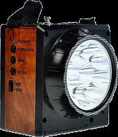 """Радиоприемник """"VIKEND FISHER"""", бат. 4*АА (не в компл.), 220V, акб 1000мА/ч,  USB, SD, со светод. фон"""