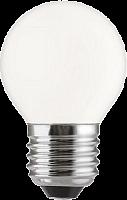 Лампа накаливания 96934  General Electric Брест  P45 шарик 60W 230V E27 FR, 60D1/F/E27 230V