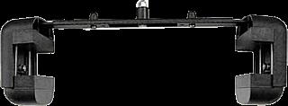 Кронштейн универ. для DVD-плеера, видеомагн... до 15 кг. 022-ВМП