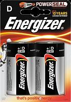 Элемент питания Energizer LR20/24  элем/пит