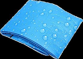 Коврик для пикника непромокаемый флис, 1,3x1,4м, 5 дизайнов, CM-263 333-388