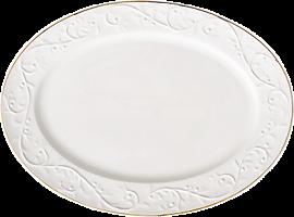 Блюдо FARFALLE 821-320 Гала овальное 30см