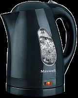 Чайник Maxwell  MW-1014B бел./гол.