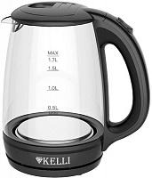 Чайники Стеклянные 1,7л KL-1314(1х8)