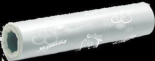 """Пакеты """"ХОЗЯЮШКА Мила"""" для хранения и заморозки, 25*40 см., 100 шт. НА ВТУЛКЕ 232-072/09037"""