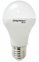 Cветодиодная лампа LED A60 12W/3000K/E27, Спутник