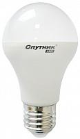 Cветодиодная лампа LED A60 10W/4000K/E27, Спутник