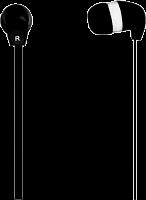 Внутриканальные наушники SmartBuy® CONCEPT, черные (SBE-340) / 240