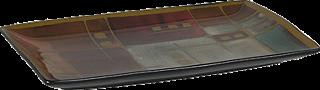 Тарелка 42 x 26 x 6 см (10216100/131211/0132055/1, КИТАЙ )