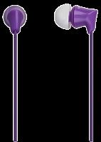 Внутриканальные наушники 560 Smartbuy JUNIOR, фиолетовые (SBE-560)/400