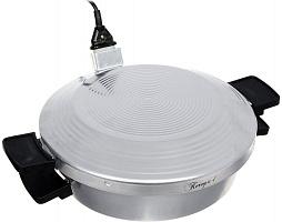 Печь-сковорода Великие реки Печора-1, 500 Вт, ручки, подставка, съемный шнур