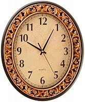 Часы настенные Ретро, 1хАА, пластик, стекло, 35х28см, арт.1907-9 581-598