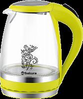 Чайник электро Sakura SA-2712GR