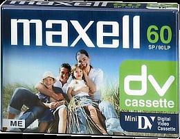 Maxell DVM-60