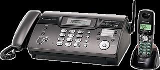 962 Факс Panasonic KX-FC962RU-T