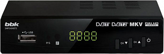 Цифровой ресивер BBK SMP 240 HDT2