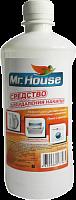 Средство для чистки от накипи Mr.House, 500 мл, шт , 1/20 (11710 из короба 1/20)