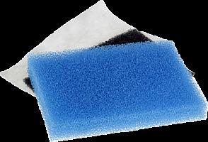 Набор универсальных фильтров для замены HEPA-фильтра OZONE microne H-09