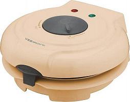 Вафельница  VES  для выпекания тонких вафель SK-A8 беж.